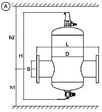 Zeparo ZIO – Модель Omni для микропузырьков или частиц шлама
