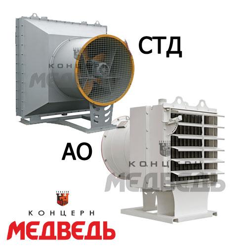 Агрегаты воздушного отопления