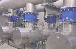 Примеры станций УФ обеззараживания воды. ПИТЬЕВАЯ ВОДА