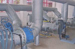 Примеры станций УФ обеззараживания воды. СТОЧНАЯ ВОДА