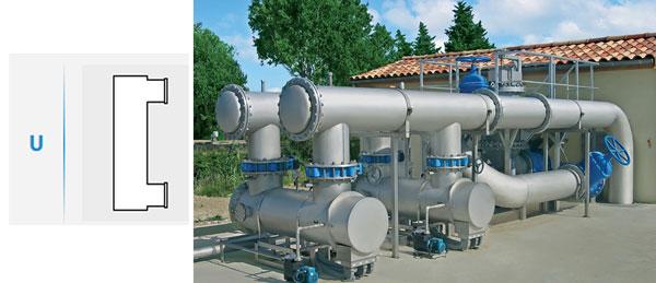 Оборудование для обеззараживания воды УДВ